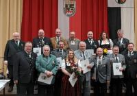Hohe Auszeichnungen für Anja Lochmüller und Rudolf Bock